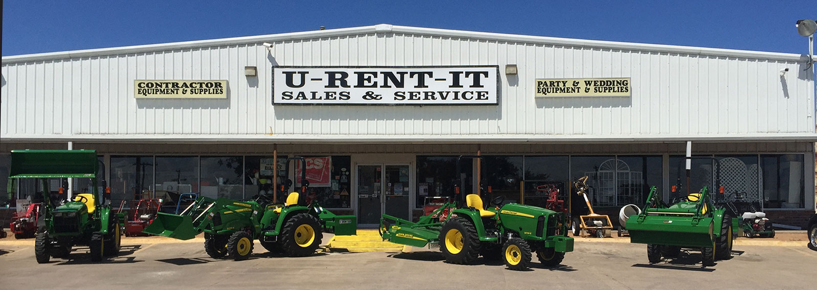 Equipment Rental Rockwall TX | Tool Rental Gun Barrel City TX