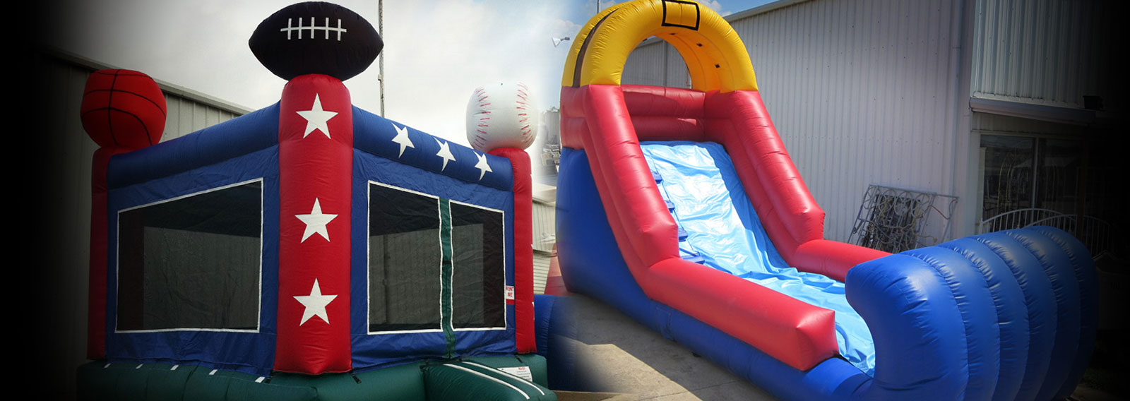 Carnival rentals in Terrell, Rockwall, Gun Barrel City and Mabank Texas