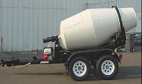 Where to find TRAILER CONCRETE MIXING  BARRELL in Terrell