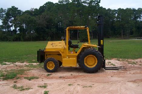 Where to find FORKLIFT,21  5000 LBS 2WD in Terrell