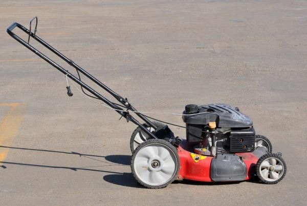 Where to find MOWER, LAWN 22 PUSH in Terrell