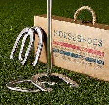Where to find GAME, HORSESHOE SET OF 4 in Terrell