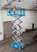 Rental store for LIFT SCISSOR 32  PLATFORM ELEC in Terrell TX