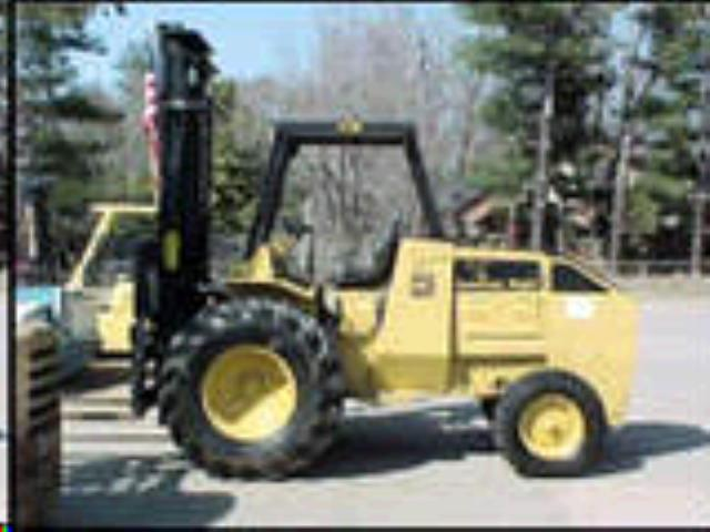 Where to find FORKLIFT,12000 LB CAP in Terrell