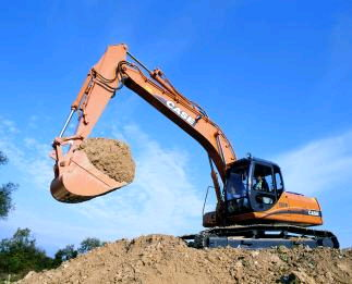 Where to find EXCAVATOR 130   21 REACH in Terrell