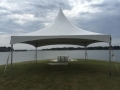 Rental store for TENT, 20 X 20 SIERA-SKYLIGHT in Terrell TX