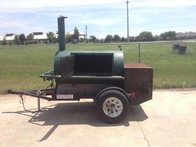 Where to find SMOKER W GRILL   FRYER in Terrell