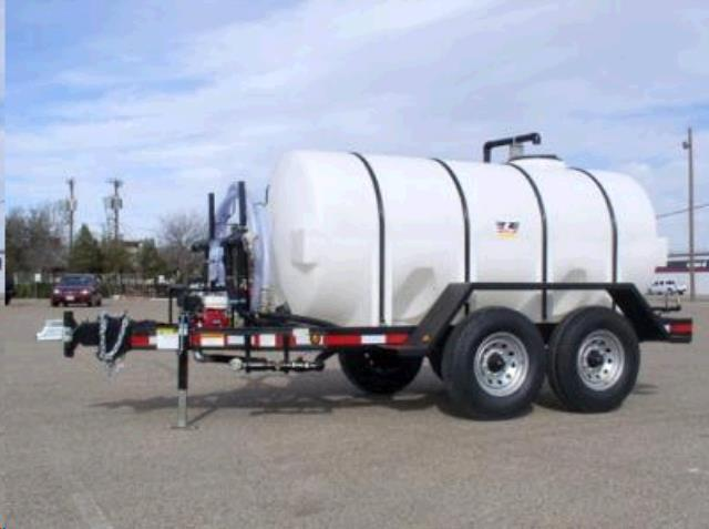 Where to find TRAILER WATER 1025 GAL in Terrell