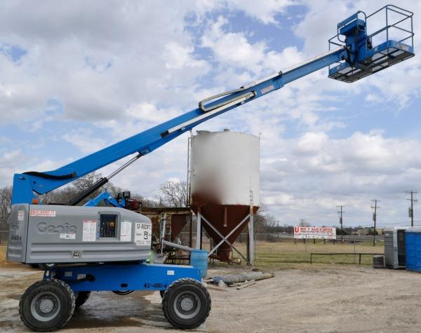 Where to find LIFT 40  STRAIGHT BOOM 4 WD in Terrell