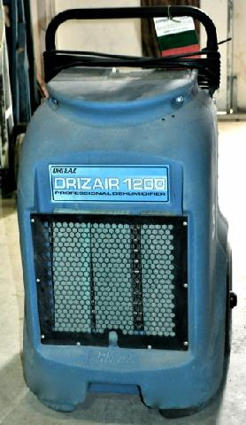 Where to find DEHUMIDIFIER DRI-EAZ in Terrell