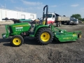 Rental store for TRACTOR  W MOWER 5 in Terrell TX