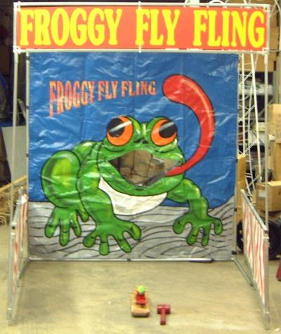 Where to find GAME, FROGGY FLY FLING in Terrell
