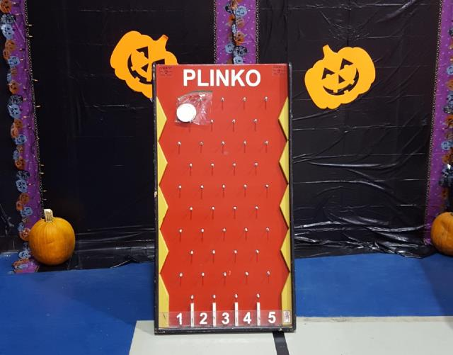 Where to find GAME, PLINKO in Terrell
