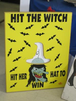 Where to find GAME, WITCH TOSS in Terrell