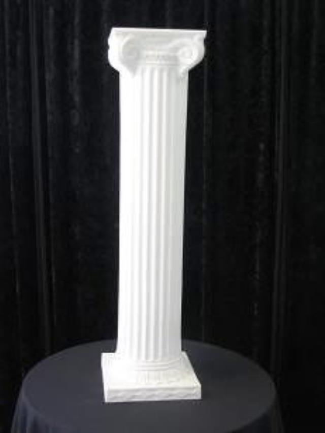 Where to find COLUMN,WHITE FLOWER 2 10 in Terrell