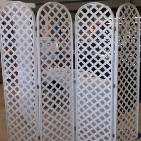 Where to find LATTICE,SCREEN FOLDING 4 PANEL in Terrell