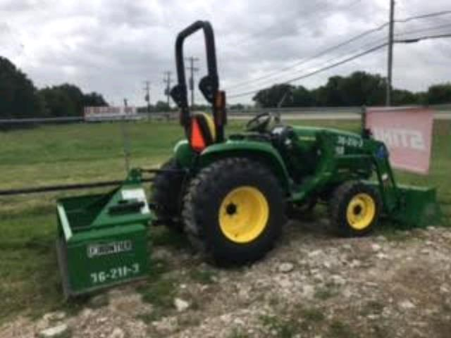 Where to find LANDSCAPE TRACTOR 33HP 4-WHEEL in Terrell
