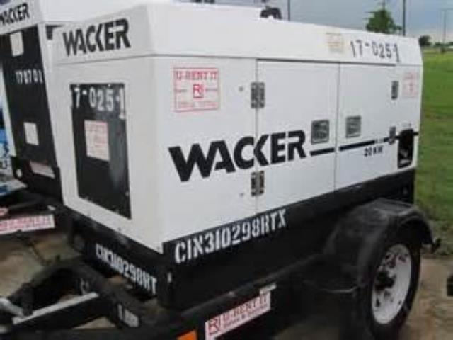 Where to find GENERATOR 65 KW TOWABLE 2 5 16 in Terrell