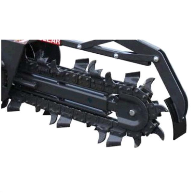 Where to find TRENCHER CRUMMER ATTACHMENT in Terrell