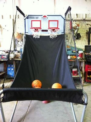 Where to find GAME DOUBLE SHOT  BASKETBALL in Terrell