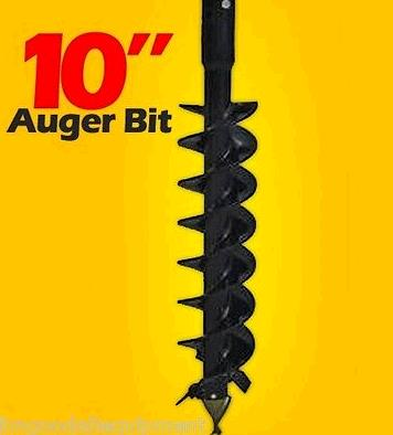 Where to find AUGER, JOHN DEERE 10  BIT in Terrell