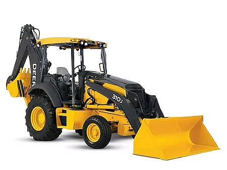 Where to find BACKHOE 4 WHEEL DR in Terrell