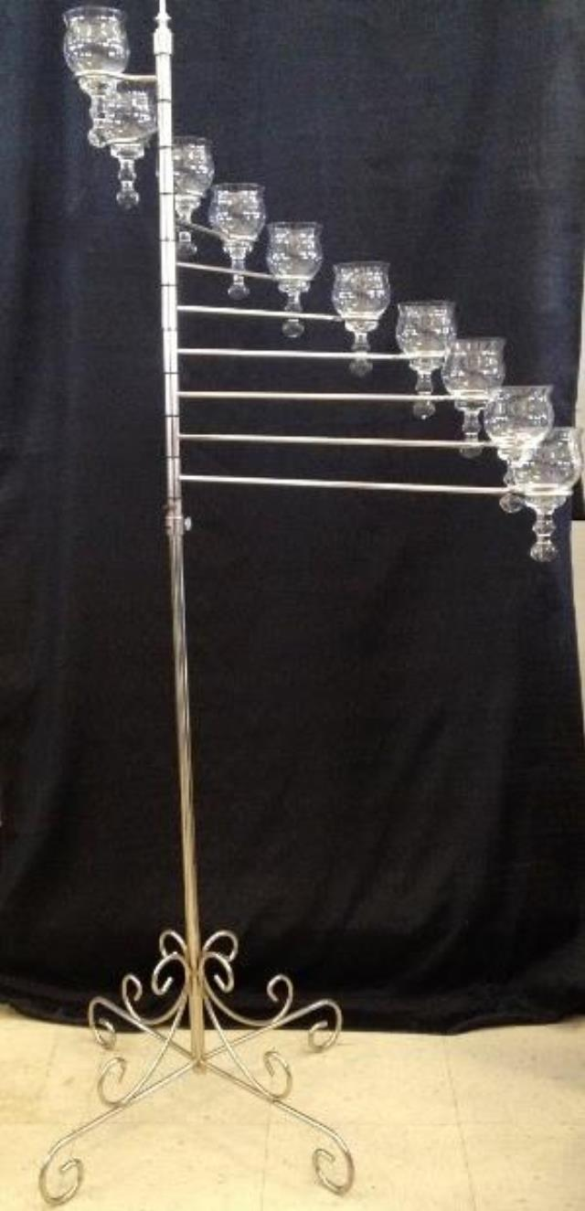 Where to find CANDELABRA, SPIRAL SILVER 15 in Terrell