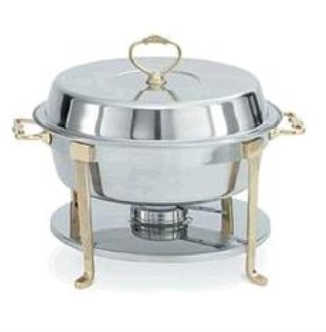 Where to find CHAFFER 6QT RD SS BRASS in Terrell