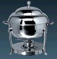 Where to find CHAFFER 8 QT RND SILVER in Terrell