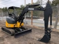 Rental store for EXCAVATOR 35 LG  COMPACT 11 7 in Terrell TX
