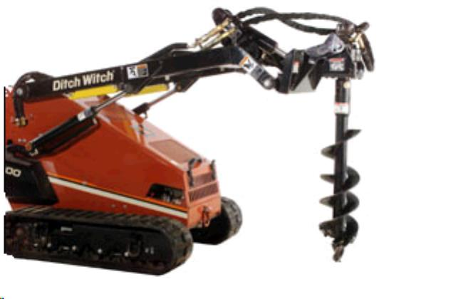 Where to find AUGER, DITCH WITCH HYDRAULIC in Terrell