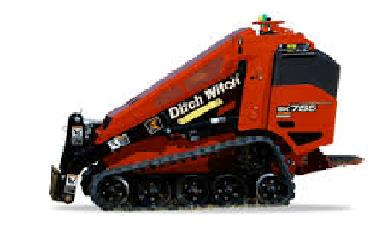 Where to find LOADER DITCH WITCH SK755 in Terrell