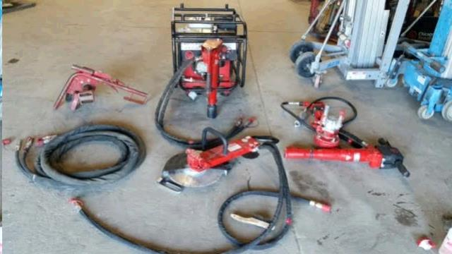 Where to find HYDRALIC POWER PACK W 25 HOSE in Terrell