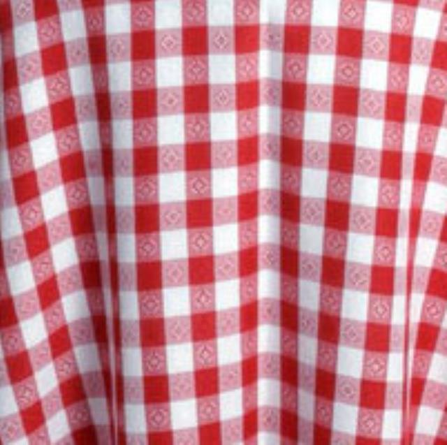 Where to find LINEN, 54X54 RED GINGHAM in Terrell
