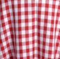 Rental store for LINEN, 54X54 RED GINGHAM in Terrell TX
