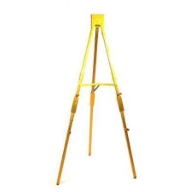 Where to find EASEL DISPLAY TRIPOD GOLD in Terrell