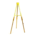 Rental store for EASEL DISPLAY TRIPOD GOLD in Terrell TX