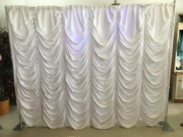 Where to find DRAPE Backdrop 8 Long 10 Tall in Terrell