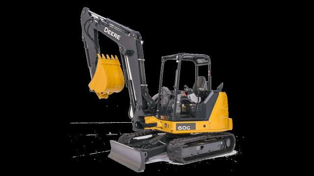 Where to find EXCAVATOR 60 LG COMPACT 12 4  DEPTH in Terrell
