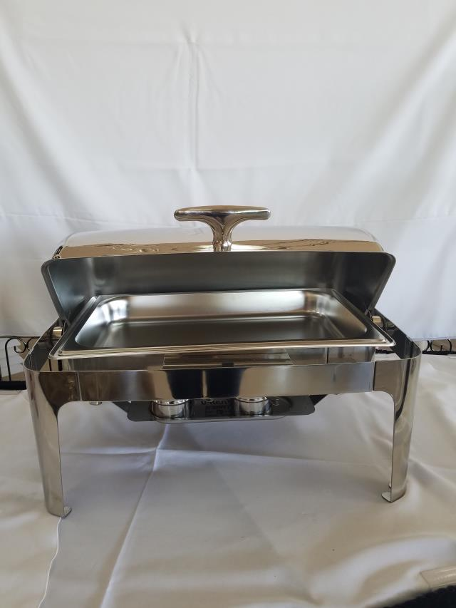 Where to find CHAFFER 8 QT ROLL TOP in Terrell