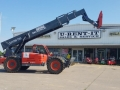 Rental store for FORKLIFT 56  12000 LB  REACH in Terrell TX