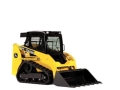 Rental store for LOADER COMPACT TRACK ENCLOSED CAB in Terrell TX