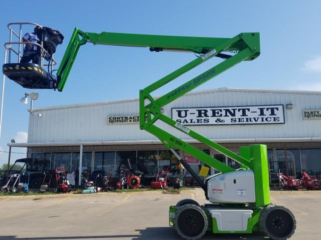 Where to find LIFT 50  NARROW BOOM ELECTRIC in Terrell