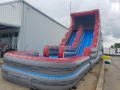Rental store for SPACEWALK WATER SLIDE GREY MARBLE in Terrell TX
