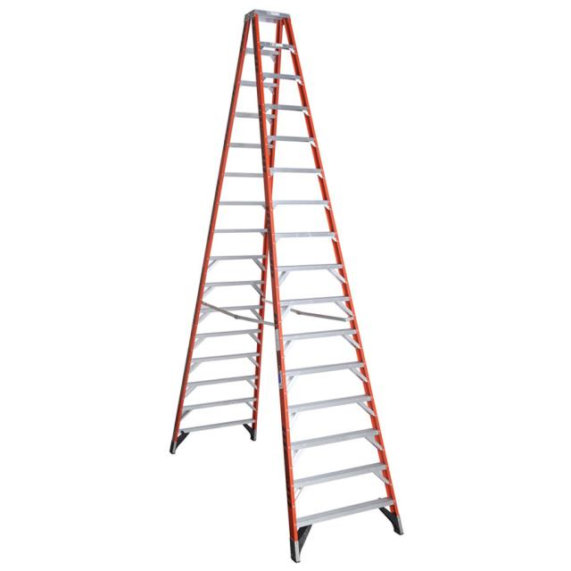 Where to find LADDER, STEP 16 FIBERGLASS in Terrell