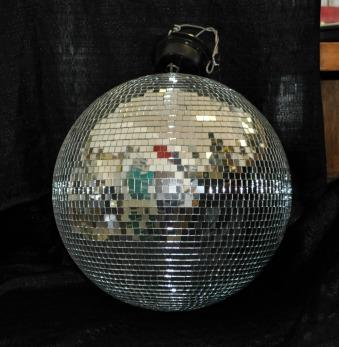 Where to find BALL CRYSTAL MIRROR 16 in Terrell